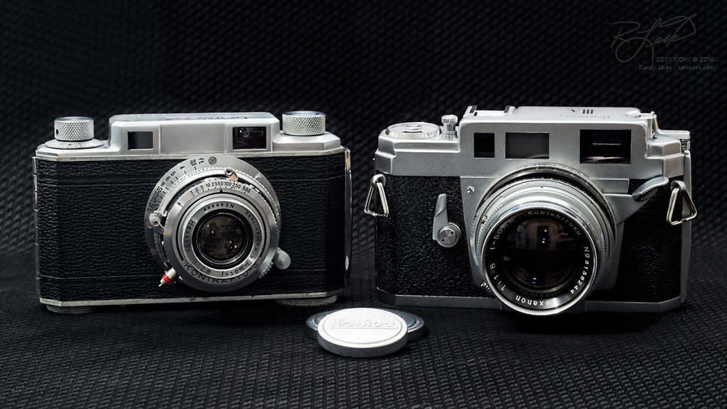My Starter Cameras