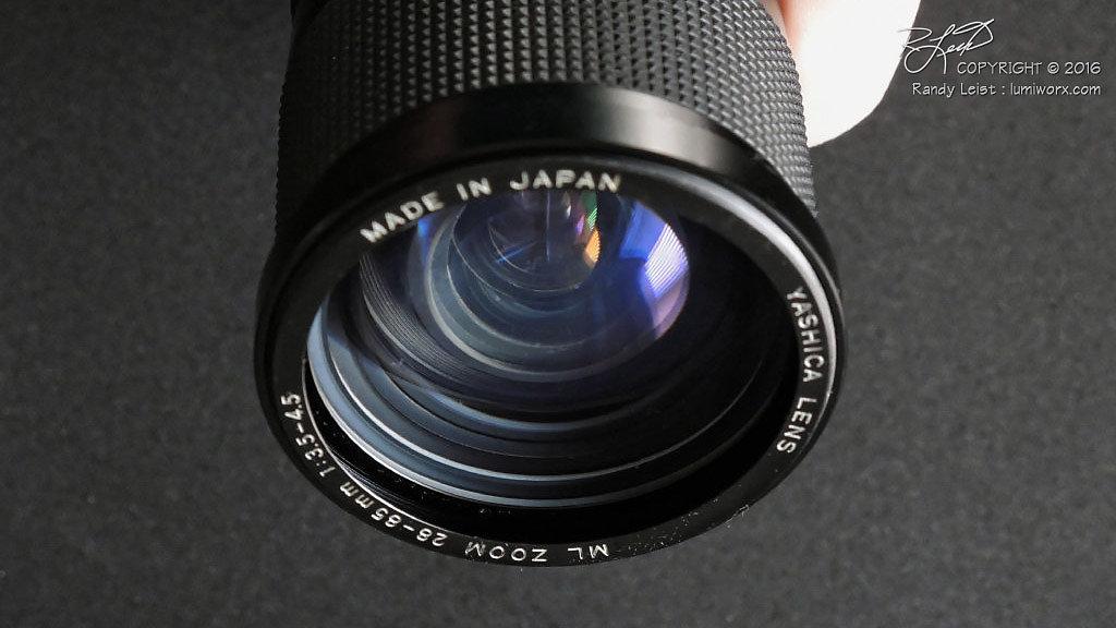 Yashica ML 28-85mm